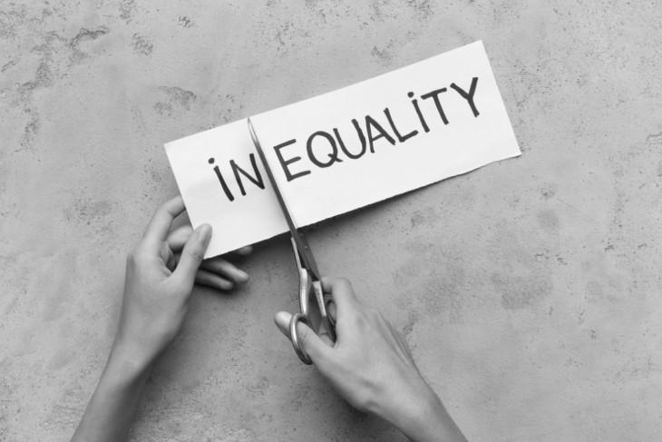 inequality inégalité